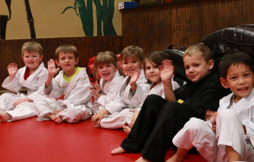 Kid's Karate Kettering