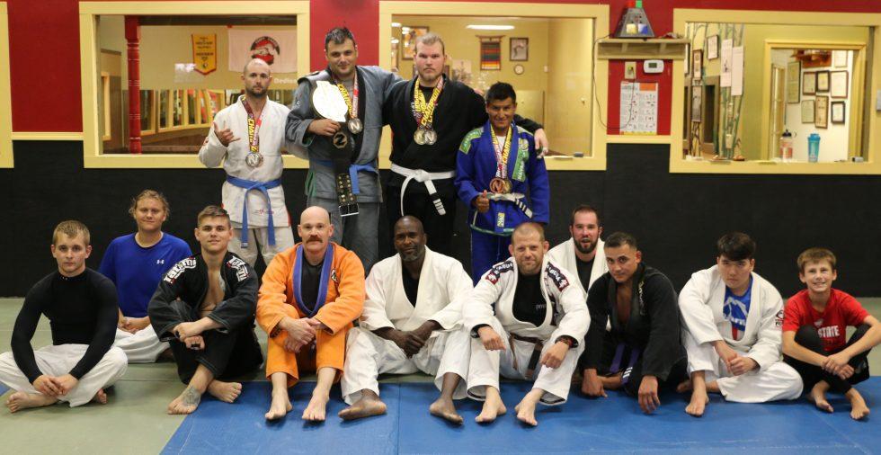 Team TAMA Brazilian Jiu-Jitsu Takes Top Honors