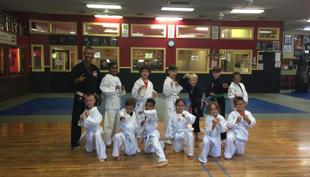 TAMA After School Martial Arts Program (TASMAP)