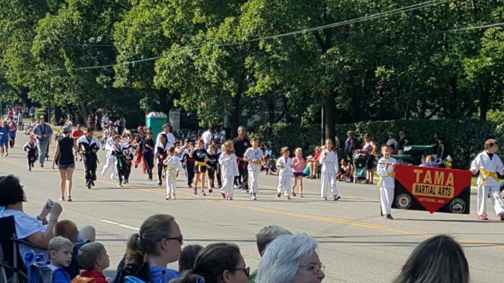 Kettering Holiday at Home Parade