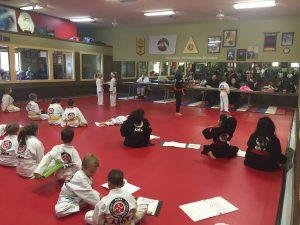 Kids Karate Belt Promotion