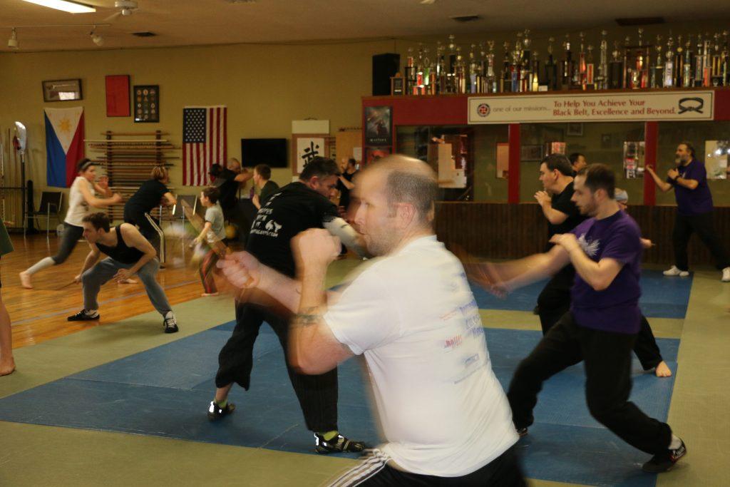 Kali Seminar –Tactical Combative Knife