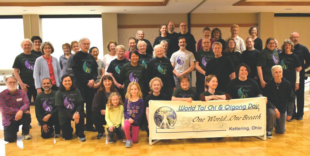 2018 World Tai Chi Day In Kettering Ohio