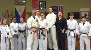 laina Gerdes Achieved The TAMA Coveted Black Belt