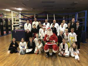 Santa Claus & The New Year 2019