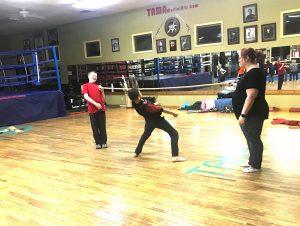 Martial Arts Date Night