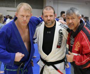 Sensei Hammonds' Black Belt Promotions