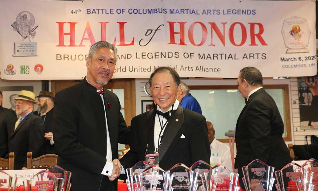Hall of Honor GM Taningco