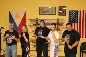 TAMA Martial Arts Instructor