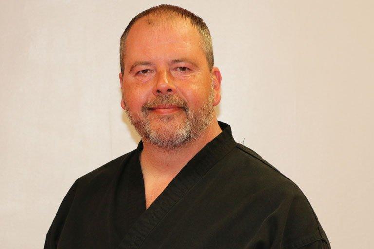 BRYAN SPITLER - Kenpo Karate Instructor