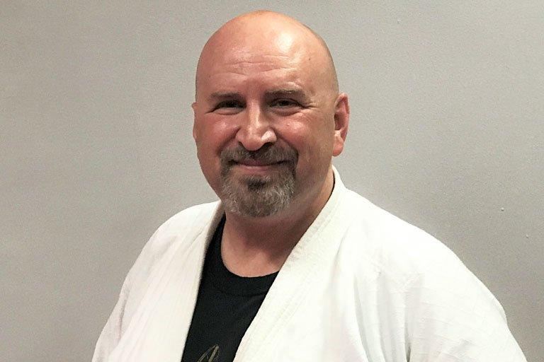 SHANE MCGILL - Aikijutsu Instructor
