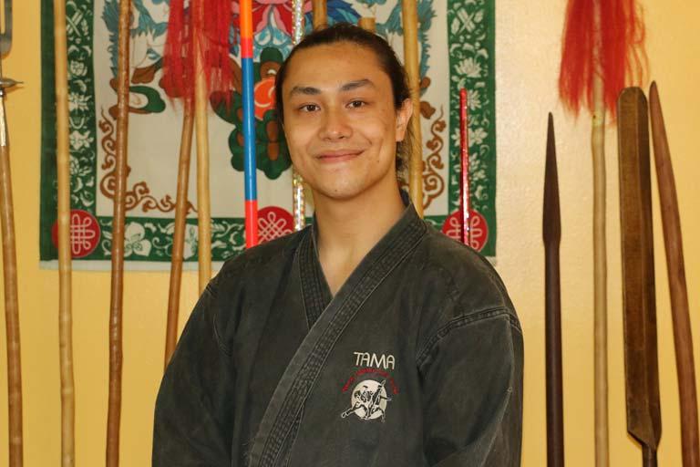 JADEN TANINGCO - Kenpo & FMA Instructor