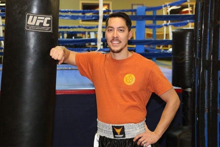 Lee Taningco - Muay Thai & Boxing Instructor