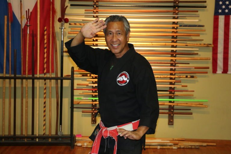 MANUEL R. TANINGCO - Founder of Tama/Grandmaster