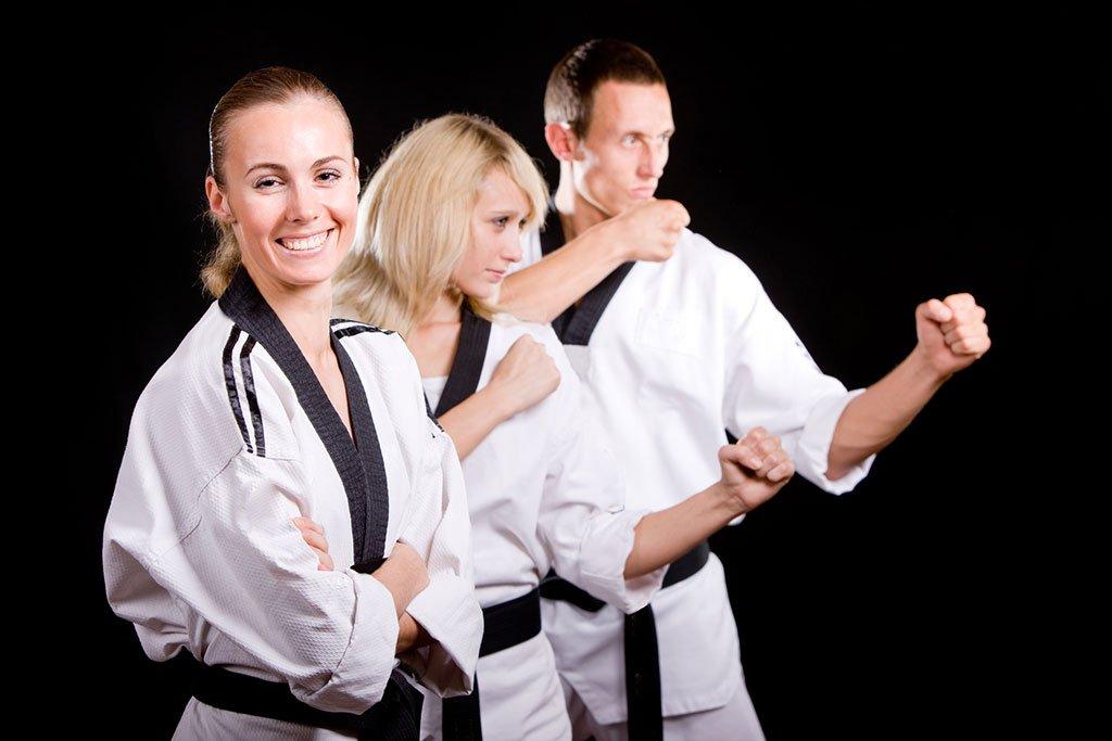 TAMA Adult Karate