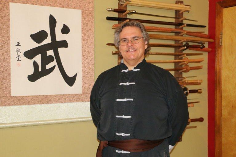AARON ANGEL - Kung-fu & Tai-Qi Instructor