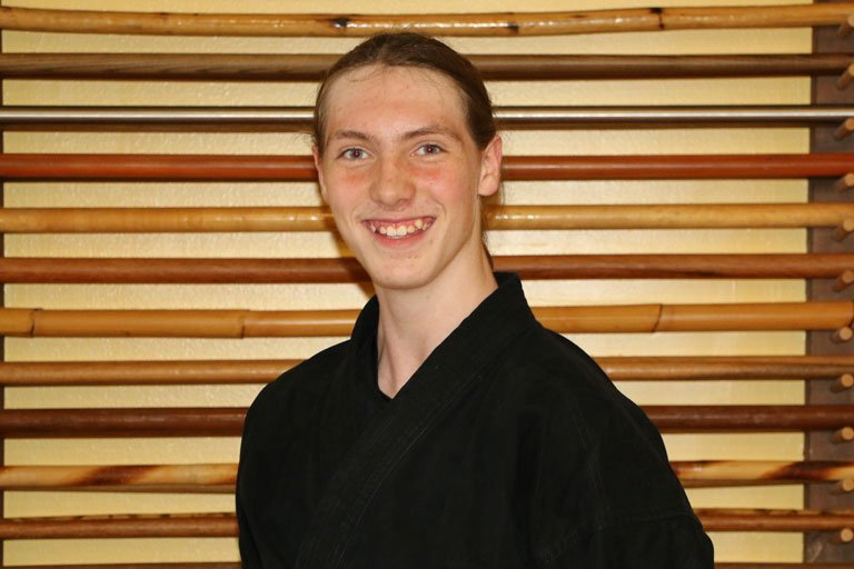 TY WETZEL - Kenpo Karate Instructor