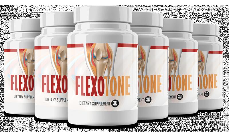 6 Bottles Flexotone