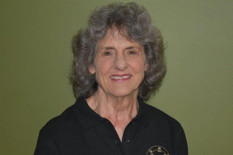 Sue McCabe - Tai-Chi Instructor